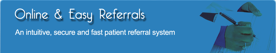 Easy Referrals